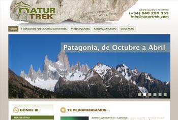 Logo de Naturtrek